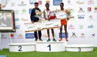Kenyan Sammy Kigen Wins 5th Rabat International Marathon