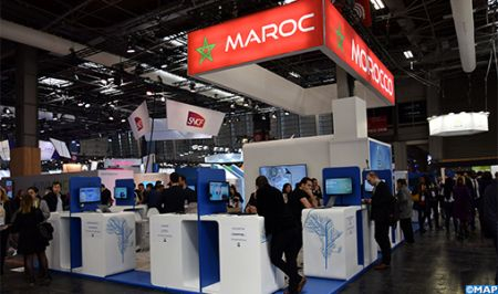 Morocco Participates in Europe's Largest Innovation Fair 'VivaTech