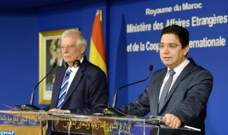 FM: For HM the King, Spain is Natural Strategic Partner of