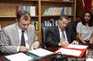 Signature d'une convention pour la promotion des activités culturelles des Marocains établis au Danemark