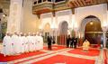 SM el Rey recibe en Casablanca a los nuevos walis y gobernadores nombrados en las administraciones territorial y central