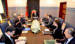 SM el Rey preside en Tánger una sesión de trabajo dedicada al sector energético (Gabinete Real)