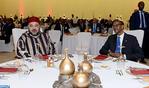 El presidente ruandés ofrece un almuerzo oficial en honor de SM el Rey