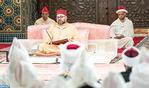 SM el Rey, Amir Al Muminin, preside en Casablanca la segunda charla religiosa del mes de Ramadán