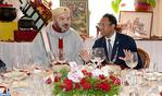 El presidente malgache ofrece un almuerzo oficial en honor de SM el Rey