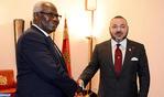 SM el Rey se reúne con el presidente de Sierra Leona en Marrakech