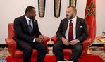 SM el Rey se reúne con el presidente de Togo en Marrakech