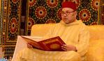 SM el Rey, Amir Al Muminin, preside en Casablanca la quinta charla religiosa del mes sagrado de Ramadán