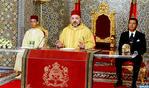 SM el Rey dirige un discurso a la Nación con motivo del 63 aniversario de la Revolución del Rey y del Pueblo