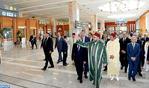 SM el Rey inaugura la nueva terminal del aeropuerto Fez-Saiss, una estructura a la altura del estatuto de la capital científica y espiritual del Reino