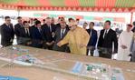 SM el Rey lanza en Laayún el proyecto de construcción del complejo industrial de fertilizantes