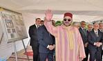 SM el Rey coloca en Rabat la primera piedra de un Centro Regional de Cuidados Bucodentales