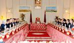 SM el Rey preside en Laayún un Consejo de ministros