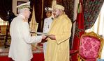 Fiesta del Trono: SM el Rey recibe las felicitaciones de la familia de las Fuerzas Armadas Reales