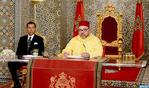 SM el Rey dirige un discurso a la Nación con motivo del decimoséptimo aniversario la Fiesta del Trono