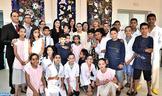 SAR la Princesa Lalla Asmaa preside la ceremonia de fin de curso de la Fundación Lalla Asmaa para Niños y Jóvenes Sordos