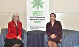 SAR la Princesa Lalla Hasnaa participa en Vancouver, como invitada de honor, en la ceremonia de apertura del noveno Congreso Mundial de Educación Ambiental (WEEC 2017)