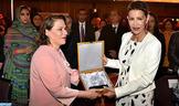 "SAR la Princesa Lalla Meryem preside en Marrakech apertura del tercer Foro "" Initiative Women East West Africa"""