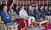 """SAR el Príncipe Moulay Rachid preside la ceremonia de la entrega del decimonoveno Trofeo Hassan II las artes ecuestres tradicionales """"Tburida"""""""