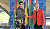 SAR la Princesa Lalla Meryem representa a SM el Rey en el Foro de los Dirigentes de la 39 sesión de la Conferencia General de la UNSECO
