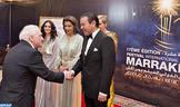 SAR el Príncipe Moulay Rachid preside una cena ofrecida por SM el Rey con ocasión de la apertura oficial de la XVII edición del Festival Internacional de Cine de Marrakech