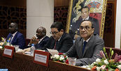 Abierta en  Rabat  la 70ª  reunión del  Comité Ejecutivo de la Unión Parlamentaria Africana