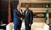 Akhannouch se reúne con el presidente del BAD en Abiyán