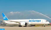 Air Europa aumenta su oferta en la línea Madrid-Marrakech a partir de abril de 2019