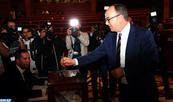 Benchamach reelegido como presidente de la Cámara de Consejeros