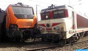 Seis muertos y 14 heridos en un accidente entre un tren de mercancías que une Tánger con el puerto Tánger Med y un vehículo de transporte de personal (autoridades locales)