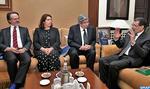 El Othmani examina con el presidente del parlamento portugués los medios de reforzar la cooperación bilateral