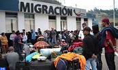 La crisis en Venezuela crea el mayor éxodo fronterizo en la historia de América