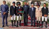 Concurso Oficial de Saltos de la Guardia Real: Ali Al Ahrach gana el Gran Premio SM el Rey Mohammed VI