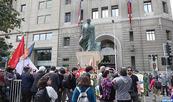 Los chilenos conmemoran el 45 aniversario del derrocamiento militar de Salvador Allende