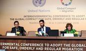 Marruecos está en la vanguardia de una mejor cooperación internacional en cuestión migratoria (Louise Arbour)