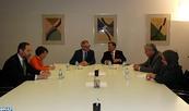 Marruecos-España: La valorización del patrimonio común centra una visita de trabajo de Qotbi a Madrid
