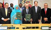 Marruecos y la UA firman en Rabat el protocolo de acuerdo que confiere al Reino la organización de los Juegos Africanos 2019