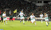 Copa de la Confederación Africana de Fútbol (final-ida): Raja de Casablanca se impone a AS VITA club de la RD Congo (3-0)