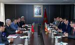 Sajid examina con alcaldes andaluces la posibilidad de crear un producto turístico conjunto