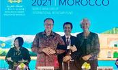 Formalizada en Bali la asignación de las Asambleas Anuales BM-FMI 2021 a Marruecos
