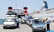 Operación Marhaba 2018: El puerto Tánger Med registra un tráfico excepcional