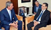 El Othmani y el presidente de Parlasur desean llegar a un acuerdo comercial entre Marruecos y Mercosur