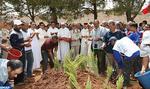 Funeral en Sefrou del soldado marroquí de la MINUSCA fallecido en República Centroafricana