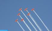Fiesta del Trono: Las Fuerzas Aéreas Reales organizan exhibiciones aéreas cerca de las playas de M'diq y Rifiyine y en Martil