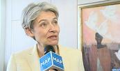 La participación de SAR la Princesa Lalla Meryem en el Foro de los Dirigentes refleja la excelencia de las relaciones muy estrechas entre Marruecos y la UNESCO (Bokova)