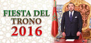 FIESTA DEL TRONO 2016