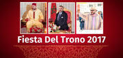 FIESTA DEL TRONO 2017