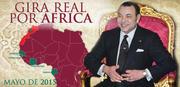 La Gira Real Por África Mayo 2015