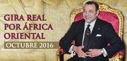 Gira Real por África Oriental octubre 2016