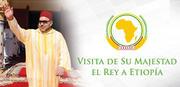 Visita de Su Majestad el Rey a Etiopía